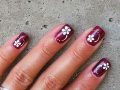 new nail art for  womens 2014