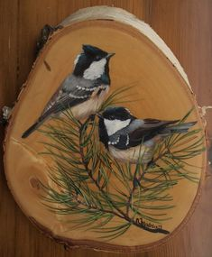 Birds Painting, Art Painting, Animal Art, Wood Burning Art, Wood Art, Painting, Wood Painting Art, Hand Painted Canvas, Bird Art