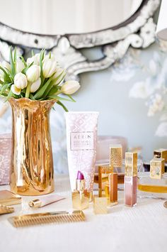 #florals and beauty...    http://rstyle.me/n/kbrd8nqmn