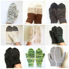 https://flic.kr/p/CH3vg2 | Here's my own rating of the mittens knit in 2015  #mittens #handknit #handmade #alpaca #wool #poemsaboutmeshop #poemsaboutmeknits #etsy #favorites