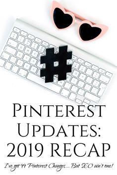 I've got 99 Pinterest Changes – But SEO Ain't One! – Blue Fairy Studios #pinterestmarketing #pinterestforbusiness #pinterestforbloggers #pintereststrategy #pinterestva #socialmediamarketing #onlinebiz #entrepreneurtips