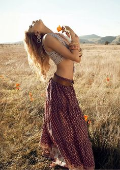 Inspirational Boho Style Outfits  The taste of Petrol and Porcelain (18)
