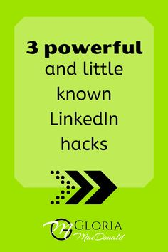 With these 3 powerful and little known hacks, you'll be able to grab a bigger share of prospects, customers and recruits!