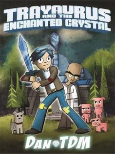 After a day of experiments Trayaurus and DanTDM are about to call it a night when a strange-looking crystal plummets to earth breaking into five pieces that scatter far and wide. DanTDM and Trayaurus recover one of the shards and quickly realise they are in possession of an object more powerful than anything theyve ever known. Word reaches DanTDM and Trayaurus that other pieces of crystal have been recovered - a group of pigs have harnessed the crystals power to enable them to talk. But…