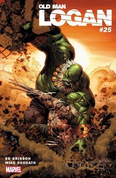 Ed Brisson e Mike Deodato assumirão a revista O Velho Logan ~ Universo Marvel 616
