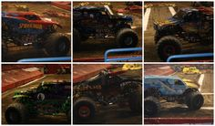 Monster Jam (Monster Trucks). Big trucks, loud engines! Read the review from Monster Jam in Wilkes Barre