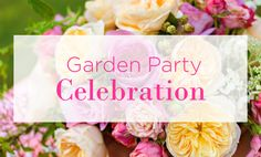 Tips for the perfect garden party celebration - Fresh by FTD