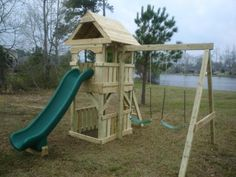 Tallahassee Swing Sets by Design - Custom Built Swingsets and Playground Equipment