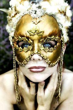Gold Mask.............