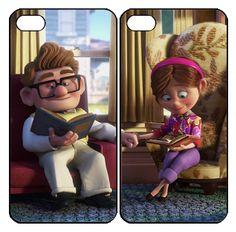 carl and ellie romanticSamsung Galaxy S3 S4 S5 Note 3 4 , iPhone 4 4S 5 5s 5c 6 Plus , iPod Touch 4 5 , HTC One M7 M8 ,LG G2 G3 Couple Case