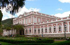 Museu Imperial - Petropolis - Rio de Janeiro Brasil