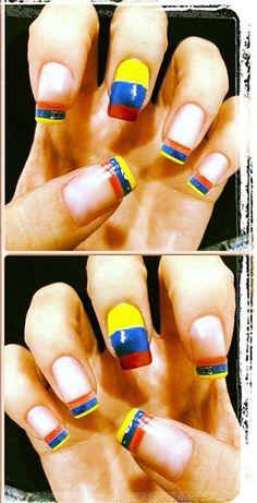 Uas Decoradas Colombia Find This Pin And More On Tips De Belleza Y