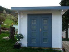 Angebot des Monats September 2014 von www.gartenhaus-nach-mass.de Gartenhaus Pultdach zum Sonderpreis