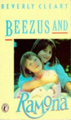 www.CuratedChildrensBooks.com   #CuratorsChoice - Beezus and Ramona by Beverly Cleary. The original great and funny.