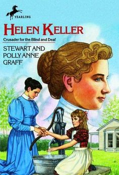 BRAND NEW! Helen Keller (Young Yearling Book) Paperback – March 1, 1991