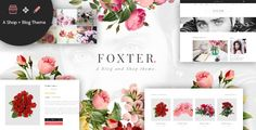 Foxter - eCommerce HTML Template . Foxter is a powerful and responsive eCommerce html5 Template. Is a Modern, Unique and Multipurpose HTML Template for Creatives which suits blog or shop. Works great on Personal Computers, on tablet and mobile