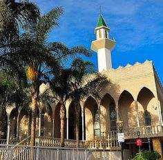 Lakemba Mosque Located In Australia