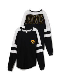University of Iowa Hawkeyes Baby and Toddler Sweat Shirt