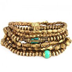 The Palma Ceia Bracelet Set