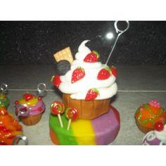 Souvenirs Cupcakes Porcelana Fria $ 7.0