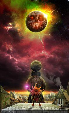 Ce sont quelques artworks sur l'univers de Zelda réalisés par Brady Goldsmith qui nous intéressent aujourd'hui. On retrouve Link et le skull kid, dans un style très &qout;affiches de cinéma&qout;. Vous pouvez vous rendre sur son site pour découvrir d'autres réalisations dans d'autres thèmes (son sit…