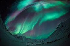 pinterest.com/fra411 #aurora #borealis - Aurora Borealis - Alaska