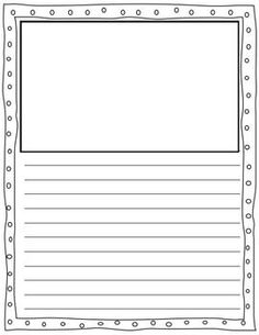 18 pages: great writing journal for my kids over summer break! Blank pages, prompt ideas, commonly mispelled words, summer word dictionary too! Preschool Journals, Preschool Curriculum, Teaching Kindergarten, Preschool Worksheets, Homeschooling, Kids Writing, Teaching Writing, Writing Activities, Creative Writing