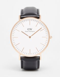 Image 1 of Daniel Wellington Sheffield Gold Watch