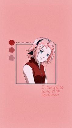 Feito por mim (twitter: @/Sakurastan_ ) Naruto Shippudden, Naruto Girls, Itachi Uchiha, Sakura Haruno, Anime Tattoos, Naruto Wallpaper, Animes Wallpapers, Aesthetic Anime, Boruto