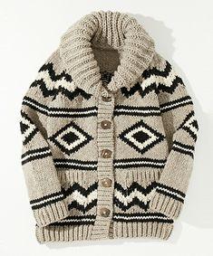 AMERICAN RAG CIEのAMERICAN RAG CIEペルーカウチンニット【WEB限定】です。こちらの商品はAMERICAN RAG CIE ONLINE SHOPにて通販購入可能です。 Cowichan Sweater, Men Sweater, Boy Fashion, Mens Fashion, Sweater Making, Knitting Charts, Knitted Poncho, Cowgirl Style, Knitting Designs