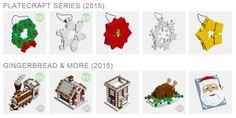 Ornamenti Natale Lego