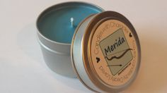 CANDLES WITH CHARACTER -  Merida