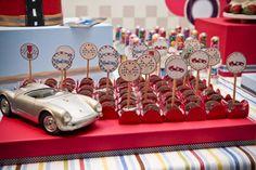 festa infantil carros vintage 3