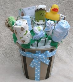 Baby Clothing Bouquet