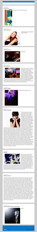 El Rincón del Arte Nuevo de Madrid, anuncia sus próximos conciertos mediante newsletter utilizando OcioUno. Más información en: www.ociouno.es
