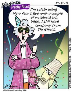 Happy New Year Cartoon 94