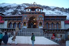 #Badrinath Dham, #Uttarakhand  Badrinath shrine is one of the holiest shrines of India and every year thousands of tourists flock there to get the blessings of the deity. The shrine is dedicated to Lord Vishnu and there's many stunning mythological tales woven based on the shrine of Badrinath. It is a vital part of the Char dham yatra, a significant pilgrimage yatra for the Hindus. Get detailed info on Badrinath Tourism from the article below.