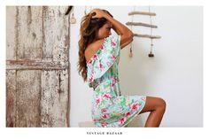 SUMMER FLORALS 🌸🌸🌸🌸 Vestido Curto disponível na nossa loja  Agora com 10% de desconto 😍😍