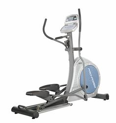 The ProForm 1200E provides a smooth total body workout. Self-generating electronics help save electricity and money by using the energy from your workout to power the console.