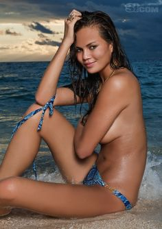 Chrissy Teigen - Sports Illustrated Swimsuit 2011 Location: Boracay Island, Philippines, Shangri-La Boracay Resort Swimsuit: Swimsuit by SALINAS Photographed by: Raphael Mazzucco