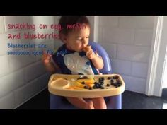 Baby-Led Weaning - From 10 Months to 1 year - YouTube