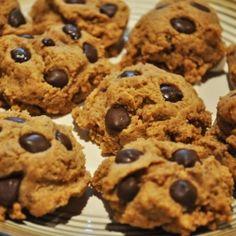 Healthier Peanut Butter Cookies recipe