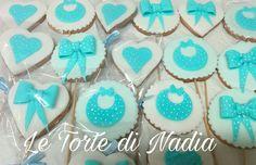 "Biscotti ""Battesimo"" Info: 389 9355816 anche WhatsApp #biscottibattesimo #babyshowercake #torteartistiche #torte #cakes #tortebambini #babyshowercookies #cookies"
