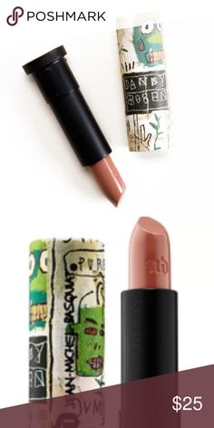 Jean-Michel Basquiat Lipstick Urban Decay NEW What it is:  A special-edition lipstick in three exclusive shades—based on the iconic works of Jean-Michel Basquiat. This shade is called Abstract, a nude taupe color.   What it does:  As part of the Urban Decay Jean-Michel Basquiat Collection, Urban Decay created three exclusive Vice Lipstick shades that are inspired by the work of this groundbreaking artist. From the colors and shade names to the packaging, everything in this collection was…