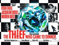 The Thief Who Came to Dinner - USA (1973) Director: Bud Yorkin *Note: Currently checking whether the english subtitles are forced on several European DVDs.