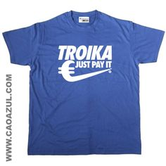 TROIKA JUST PAY IT