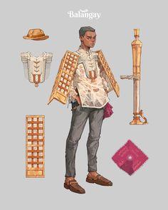Philippine Mythology, Philippine Art, Filipino Art, Filipino Culture, Alibata, Character Inspiration, Character Design, Masamune Shirow, Philippines Culture