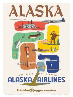 Alaska Airlines (1950s)