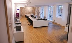 3 super zentrale, aber ruhige Arbeitsplätze in loftartigem Büro#Büro, #Bürogemeinschaft, #Köln, #Office, #Coworking, #Cologne