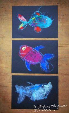 Le DADA de l& Terrible: Le monde coloré de Mies van Hout / Barevny svet po . Kindergarten Art, Preschool Art, School Art Projects, Art School, Painting For Kids, Art For Kids, Jr Art, Christmas Activities For Kids, Ocean Art